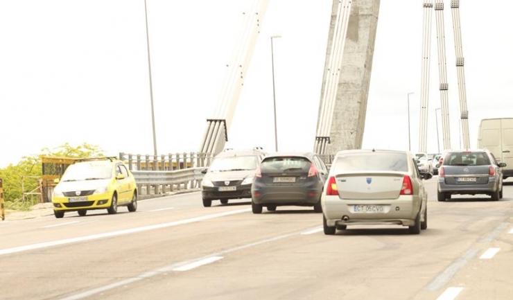 """Ministrul Transporturilor: """"Podul de la Agigea nu va mai fi închis circulației"""""""