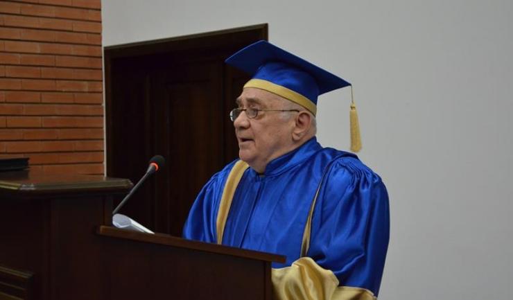 Maestrul acad. prof. univ. dr. Mircia Dumitrescu