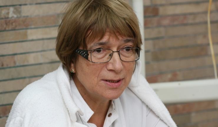 """Șeful Clinicii de Neurologie, conf. univ. dr. Anca Hâncu: """"În special noaptea volumul de muncă este imens, sunt multe cazuri. Este o presiune mare"""""""