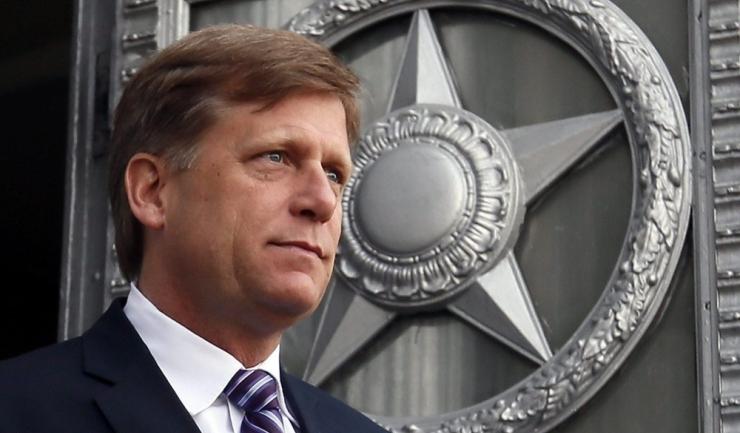 Michael McFaul, fost ambasador american în Rusia: