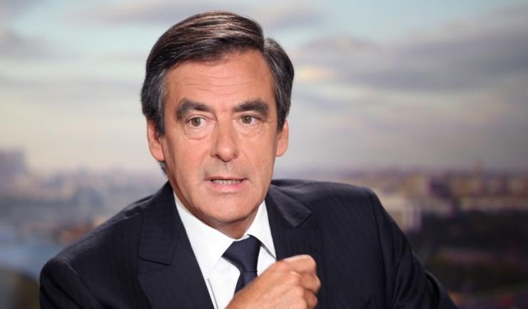 Candidatul dreptei la alegerile prezidențiale, Francois Fillon