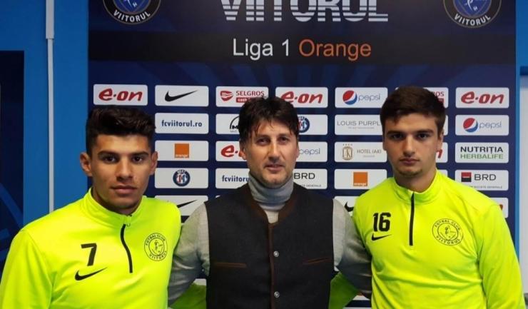Florinel Coman, Zoltan Iasko şi Dragoş Nedelcu privesc cu încredere spre play-off-ul actualului sezon