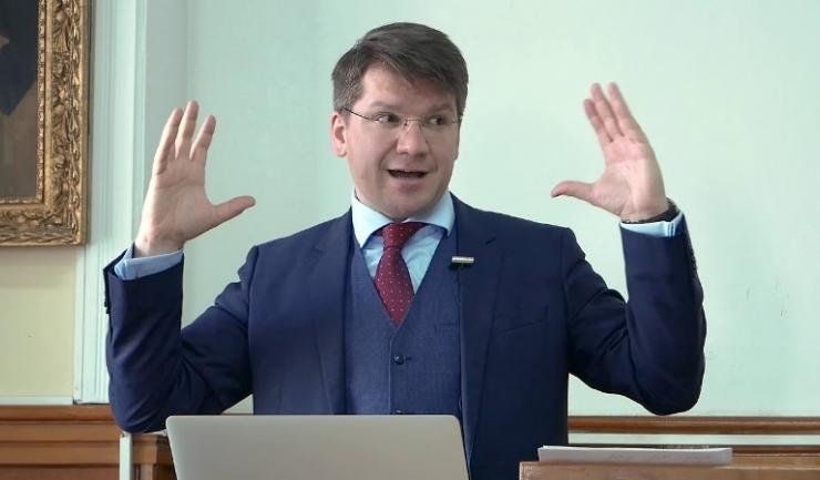 Purtătorul de cuvânt al PMP, Mihail Neamţu