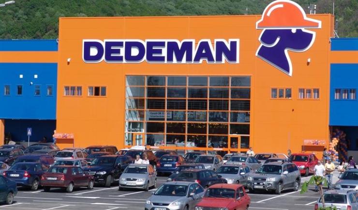 Concurența a autorizat tranzacția prin care Dedeman preia Cemacon, un producător de cărămizi și țigle