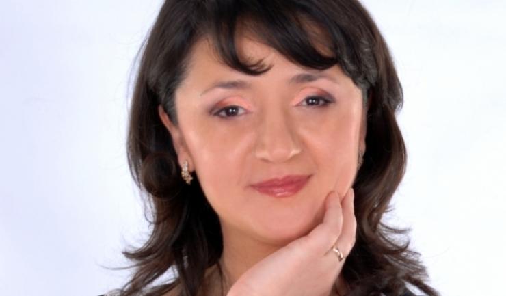 Conf. univ. dr. Silvia CORLĂTEANU-GRANCIUC, secretar științific al Institutului de Istorie, Chișinău