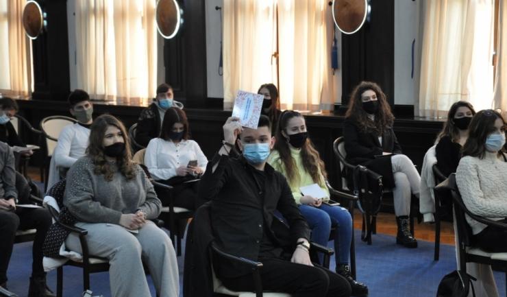Foto: facebook, Consiliul Județean al Elevilor Constanța