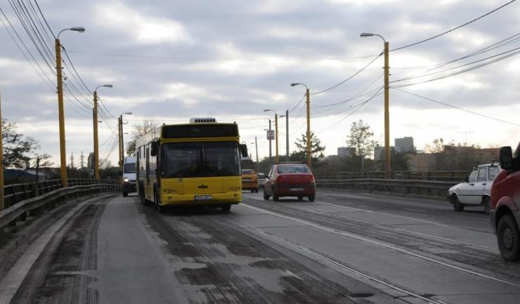 Lucrările de reabilitare a Podului de la Butelii au fost oprite la o lună după ce au început... și așa au rămas și după patru luni