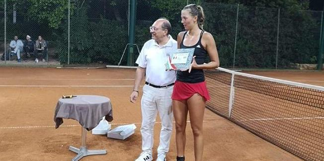 Raluca Şerban speră să ajungă în Top 200 WTA în cel mai scurt timp