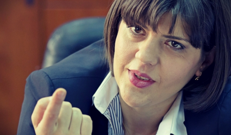 Laura Codruța Kovesi a calificat acuzațiile pe care Sebastian Ghiță i le aduce drept