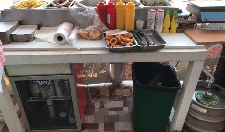 5 unități de alimentație publică din Eforie Nord, închise de OPC