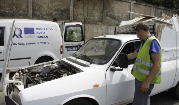 Echipajele mixte RAR - Poliție au verificat, în 2018, în trafic, peste 67.800 de vehicule