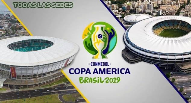 Sursa foto: Facebook Copa America Brasil 2019