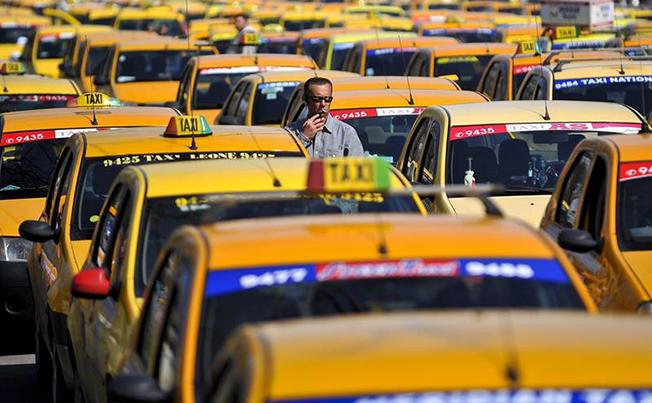Miercuri și joi, traficul în centrul Constanței va fi înregunat substanțial, din cauza protestului transportatorilor