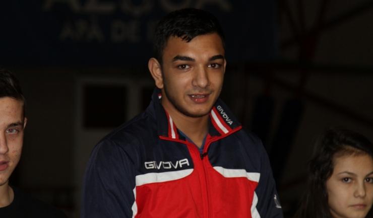 Florin Gheorghe are ca obiectiv participarea la Campionatele Europene de tineret programate în luna martie