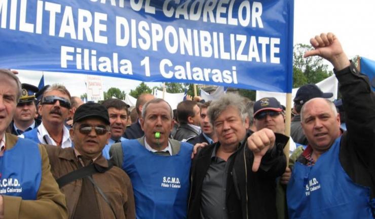 Rezerviștii militari solicită autorităților retragerea Ordonanței de Urgență privind pensiile