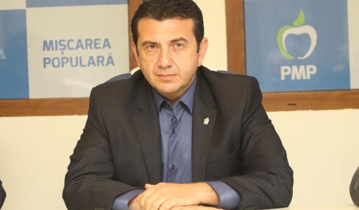 """Claudiu Palaz (PMP): """"Puiu Hașotti este principalul vinovat pentru faptul că alegerile locale se desfășoară într-un singur tur. Mi-a recunoscut că a negociat personal cu PSD"""""""