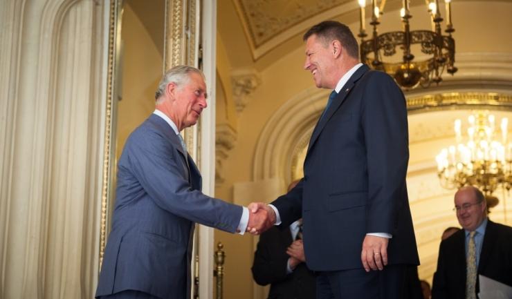 Moştenitorul Coroanei Regale Britanice va fi decorat, miercuri, de președintele Iohannis pentru activitatea în România și pentru promovarea imaginii acesteia în lume (sursa foto: mediacotiv1.freenode.ro)