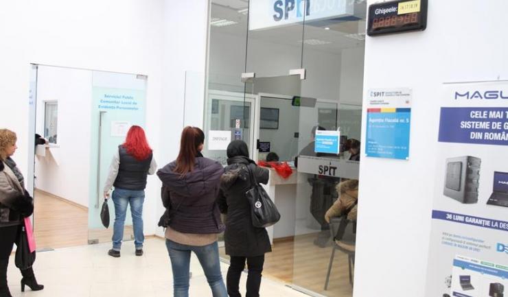 Programul cu publicul al agențiilor fiscale SPIT va fi reluat marți, 3 mai