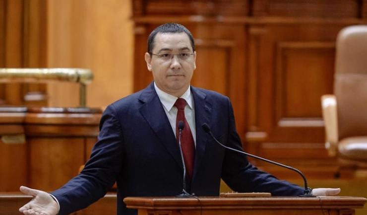 """Fostul premier Victor Ponta: """"Iohannis și Cioloș și-au luat țara înapoi. Nu au făcut nimic cu ea"""""""