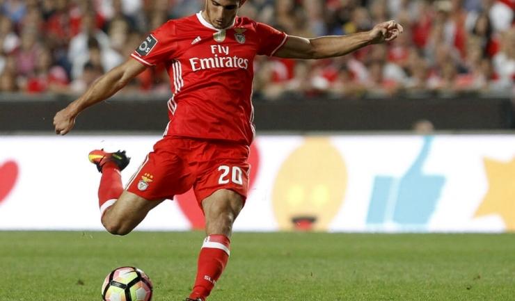 Gonçalo Guedes este o mare speranță a fotbalului portughez