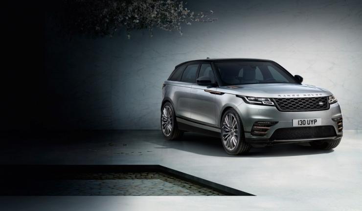 Vrei să conduci un Range Rover Velar? Hai la Exclusiv Auto!