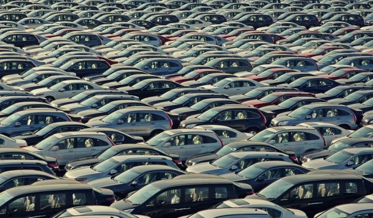 Numărul vehiculelor cu motorizare Euro 1 și Euro 2 din România a crescut de 2,5 ori, în ianuarie - mai