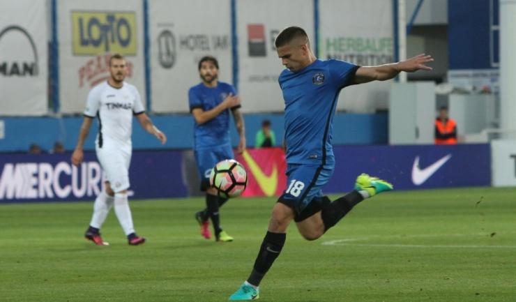 Reușita lui Răzvan Marin, fostul jucător al Viitorului, nu a adus victoria lui Standard