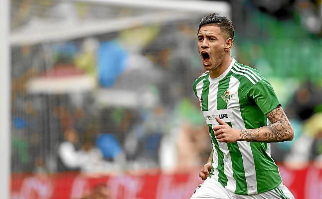 Sanabria a înscris golul victoriei pentru Betis
