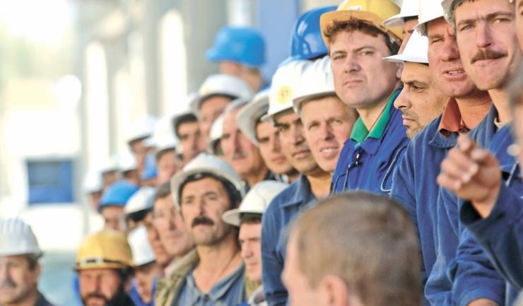 Deficitul forței de muncă din România s-a adâncit la peste un milion de oameni!