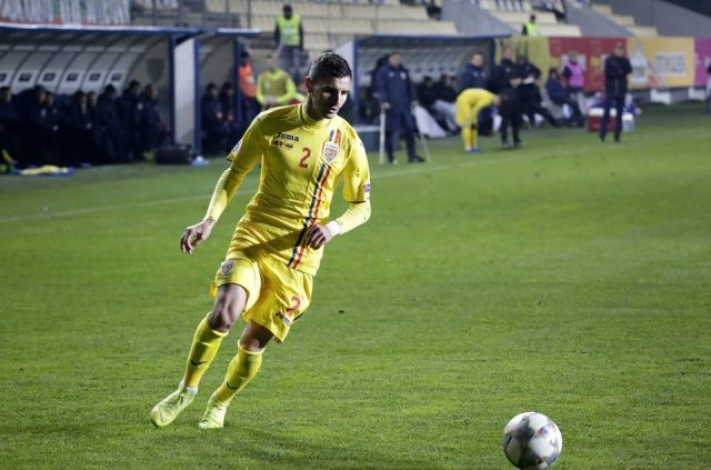 Accidentat, Romario Benzar va lipsi în partida de la Podgorica (sursa foto: www.frf.ro)