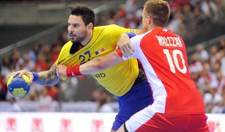 Handbaliștii români au pierdut la Gdansk la diferență minimă