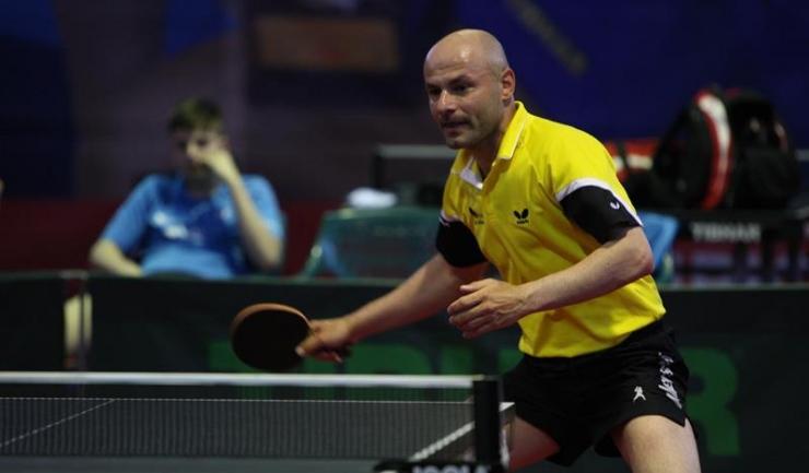 Andrei Filimon a obținut o victorie spectaculoasă în fața lui Kalinikos Kreanga