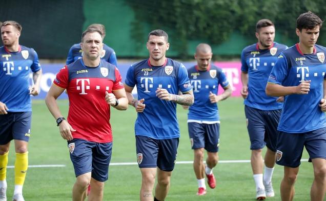 Tricolorii vor juca fără spectatori în tribune la Ploieşti (sursa foto: www.frf.ro)