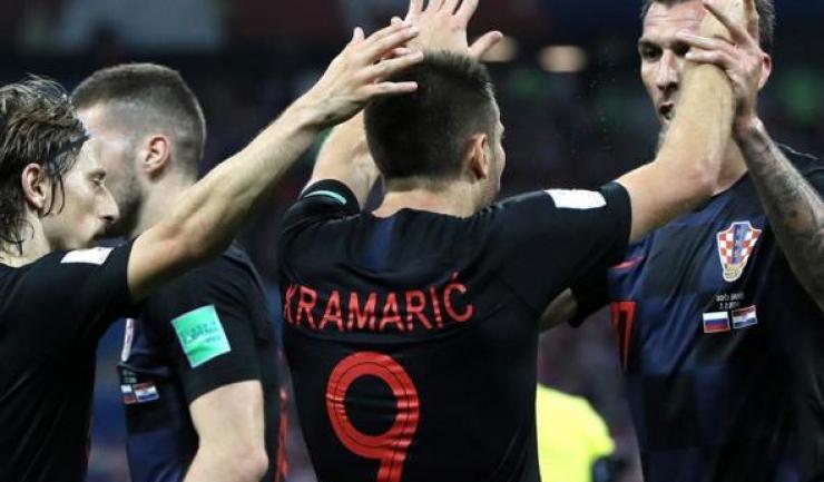 Croații sunt pregătiți pentru încă o calificare la loviturile de departajare (sursa foto: Facebook FIFA World Cup)