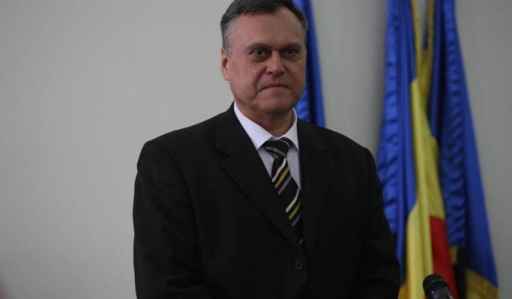 Prefectul Adrian Nicolaescu este acuzat de PMP că a vrut să știrbească din autoritatea președintelui Consiliului Județean Constanța