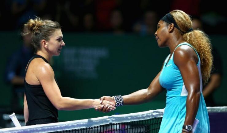 Simona Halep ocupă locul 10 în clasamentul condus autoritar de Serena Williams