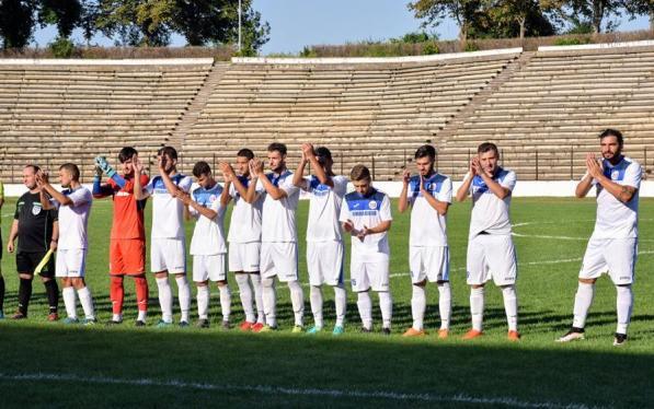Echipa din Medgidia este pregătită pentru debutul în eşalonul al treilea (sursa foto: Facebook Clubul Sportiv Medgidia)