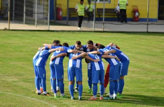 Jucătorii de la CS Medgidia au pierdut la scor la Afumaţi (sursa foto: Facebook Clubul Sportiv Medgidia)