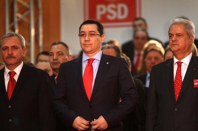 Adrian Năstase și Victor Ponta au avut un schimb de replici şi acuze cu Liviu Dragnea pe tema Justiţiei