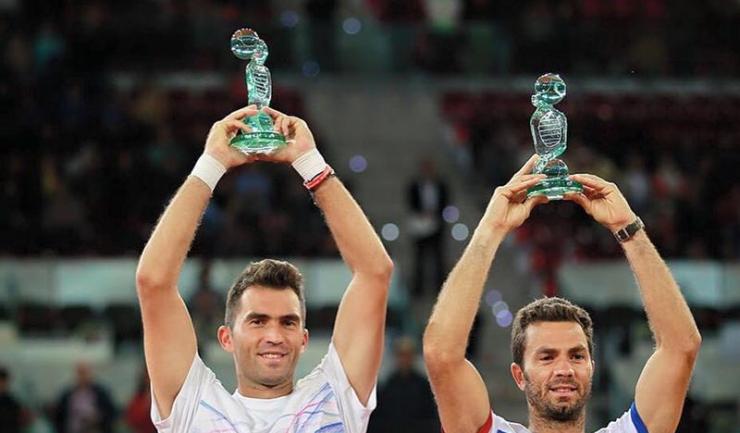 Horia Tecău și Jean-Julien Rojer au câștigat la Madrid primul turneu Masters 1.000 de când și-au început colaborarea