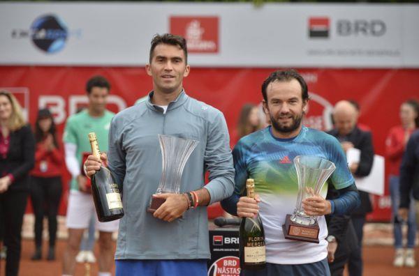 Horia Tecău și Florin Mergea au obținut primul trofeu ATP în această formulă