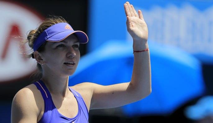 Simona Halep este pregătită pentru confruntarea cu Bianca Andreescu