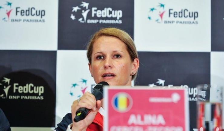 Alina Tecșor a dezvăluit că ITF vrea să mărească numărul echipelor din grupa de elită a FED Cup