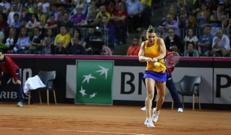 Simona Halep și colegele sale nu au reușit să-și păstreze locul în Grupa Mondială