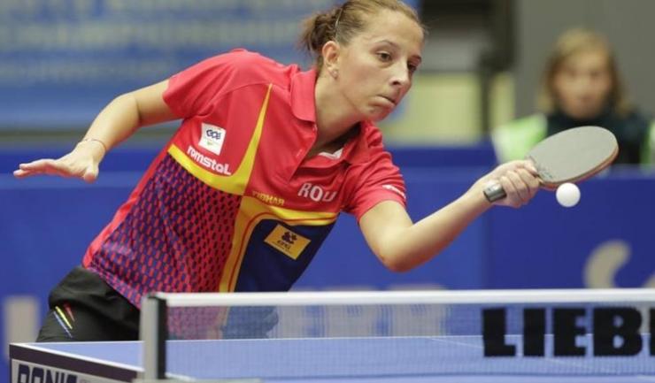 Eliza Samara a pierdut ambele dueluri din întâlnirea cu reprezentativa China Taipei