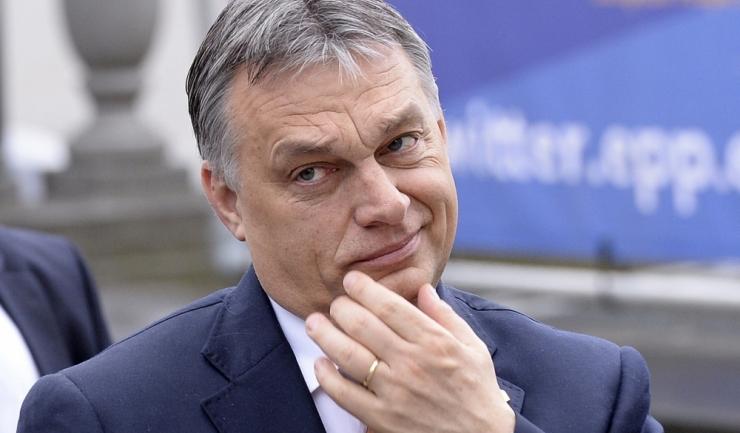 Premierul Viktor Orban