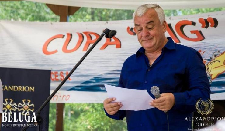 Președintele RIG Service, Florin Cârstocea