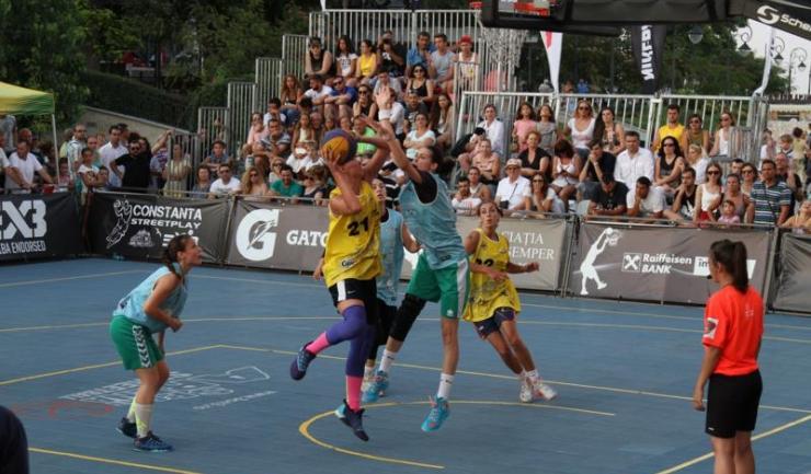 Peste 50 de echipe vor fi prezente la turneul de baschet 3x3 organizat în Sala Sporturilor