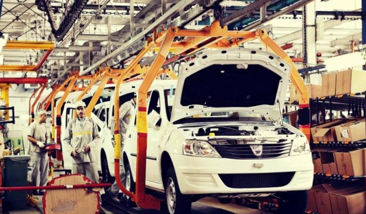 Vânzările Dacia au scăzut cu 1,9% în Europa, în octombrie, în contextul în care aproape toți marii constructori auto au fost pe minus