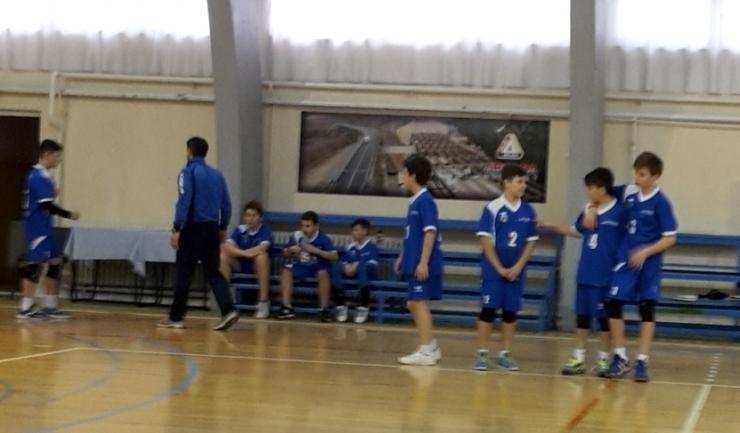 CVM Tomis nu mai poate rata prezenţa în semifinale (sursa foto: Facebook)